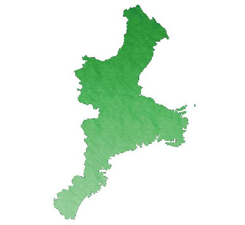 三重県エリアマップ