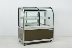 大穂 業務用冷蔵ケーキショーケース OHGU-S-900