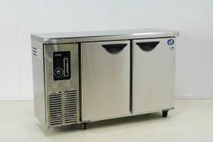 サンヨー 台下冷蔵庫 SUC-N1241J 厨房機器 2010年製 業務用