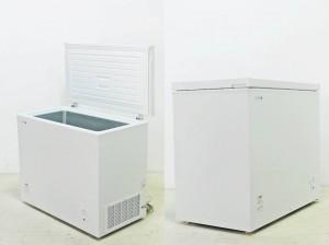 NORFROST(ノーフロスト) 大型冷凍庫 JH198CR フリーザー -3